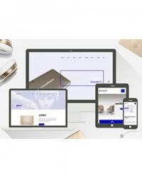 高端简洁响应式电子商务网站织梦dedecms模板(自适应手机端)